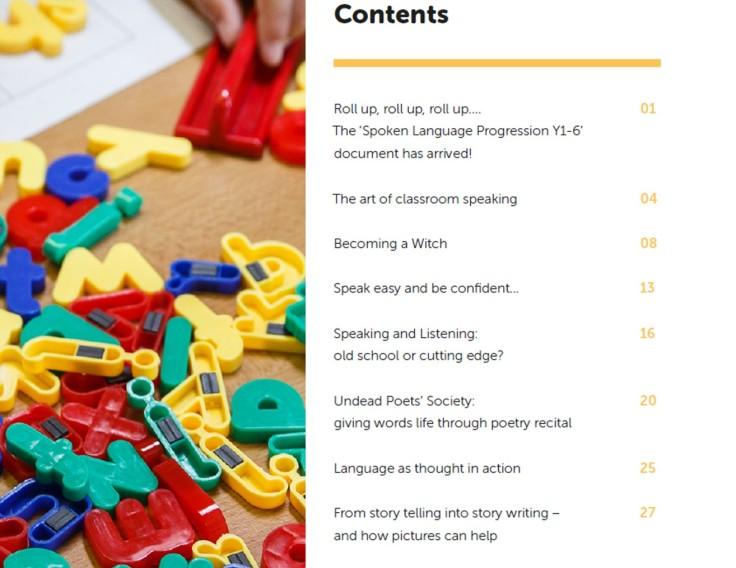 Summer Newsletter contents