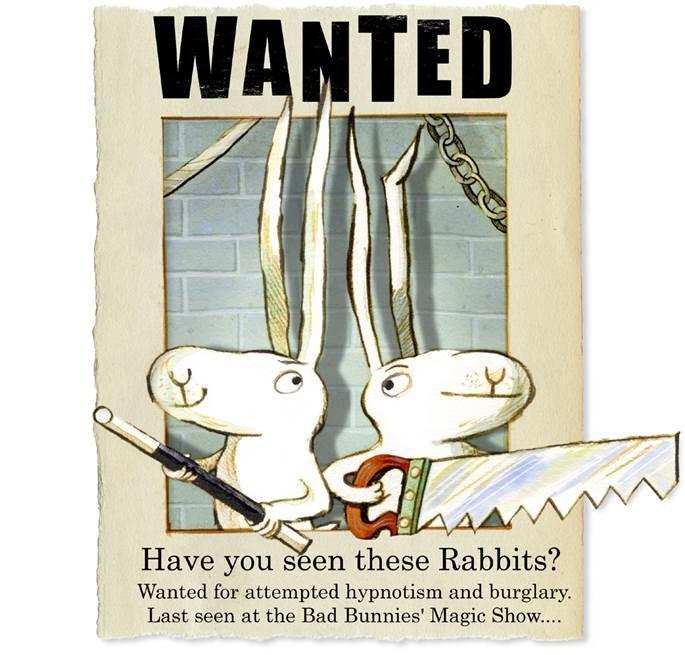 Wanted Bunnies